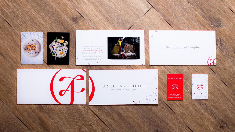 Branding, identité visuelle luxueuse